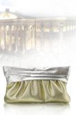 Arany színű női színházi táska