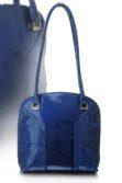 Lakkbőr női táska