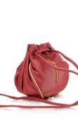 Női puhabőr kombinálható táska