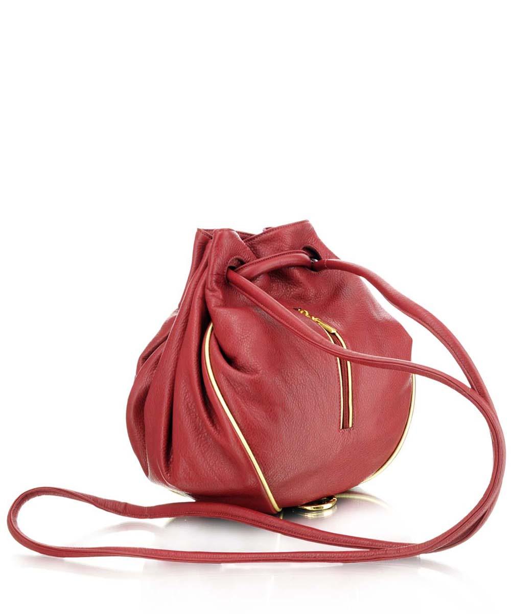 ... Női puhabőr kombinálható táska Női piros valódi bőrtáska ... bf6dc38fb0