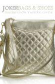 Steppel arany női design táska