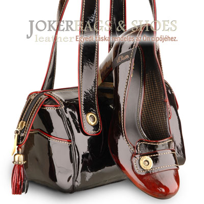 cipő táskával