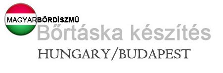 magyar bőrdíszmű